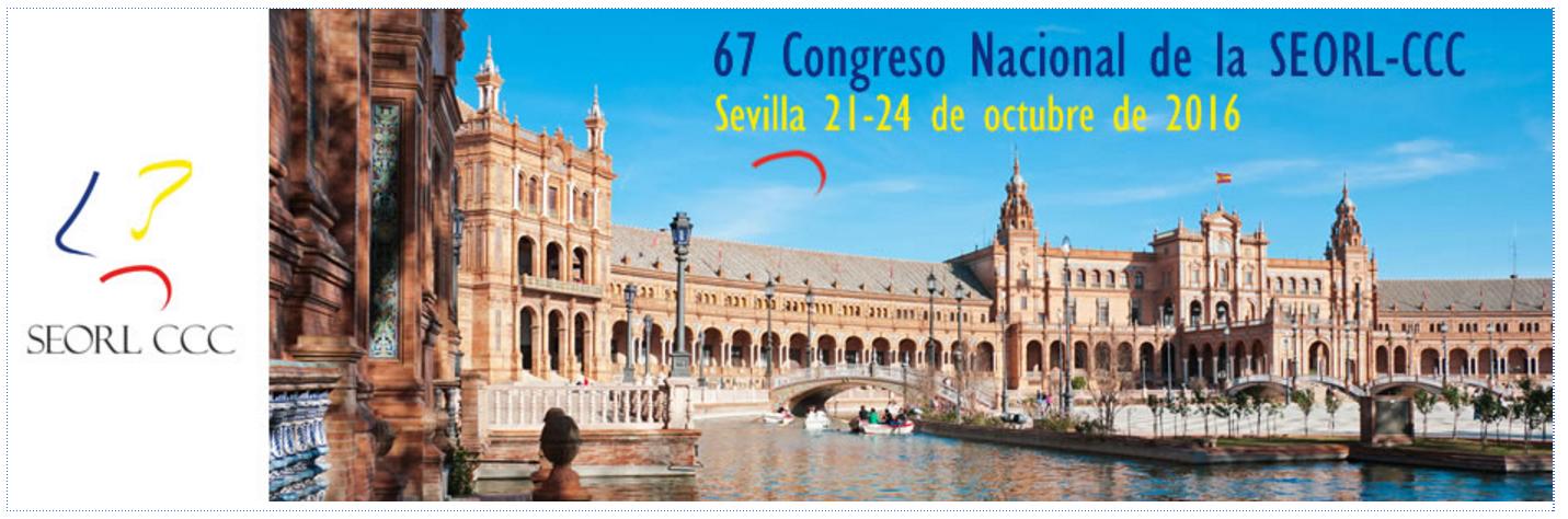 67 Congreso de la SEORL y CCC
