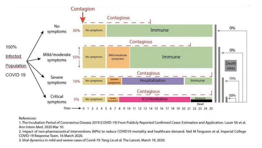 Infeccion Por Coronavirus Covid 19 Clinica Altorem