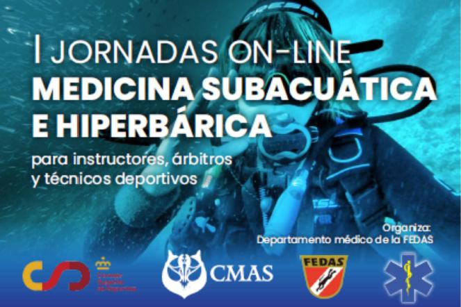 jornadas medicina subacuatica online